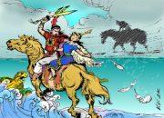 Cảm nhận của em về truyện an dương vương và mị châu trọng thủy | Văn mẫu