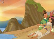 Nhập vai trọng thủy kể lại truyện an dương vương và mị châu trọng thủy | Kênh Văn Học