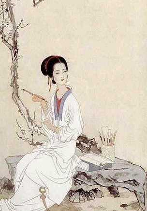 Hình ảnh người phụ nữ việt nam xưa qua bài bánh trôi nước